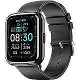 "Smartwatch Hombre Mujer, Tanzato 1.69 ""Full Touch Reloj Inteligente con Pulsómetro, Monitor de Oxígeno de Sangre, Monitor de"