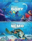 Finding Dory Nemo Doublepack (2 Blu-Ray) [Edizione: Paesi Bassi] [Edizione: Regno Unito]
