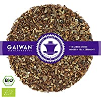 "No. 1286: Organic rooibos chai tea loose leaf ""Rooibos Chai"" - 250 g (8.82 oz) - GAIWAN® GERMANY - rooibos, cassia, ginger, cardamom, cloves, black pepper"