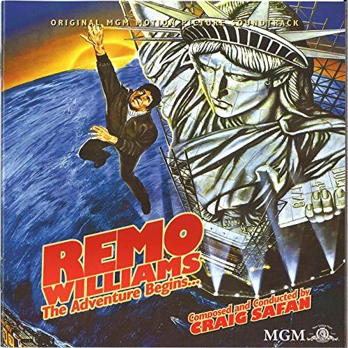 Remo Williams the Adventure Begins... (Original Score Soundtrack)