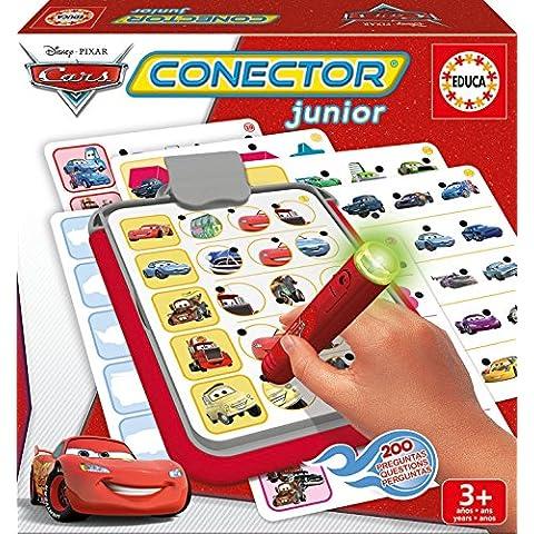 Educa Juegos - Cars Conector junior, juguete electrónico (16136)