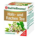 Bad Heilbrunner Tee Hals- und Rachen Filterbeutel 8 stk