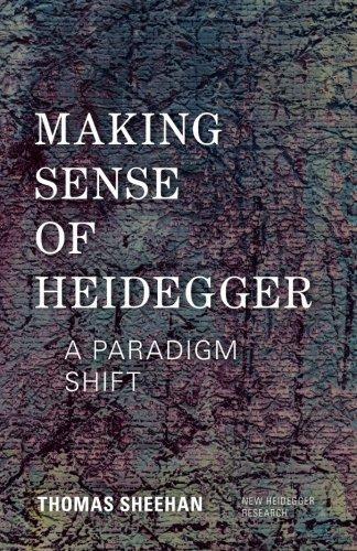 Preisvergleich Produktbild Making Sense of Heidegger: A Paradigm Shift (New Heidegger Research)