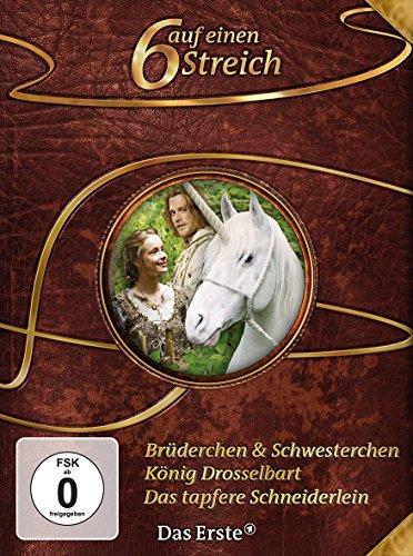 Märchenbox - Sechs auf einen Streich Volume 1 [3 DVDs]