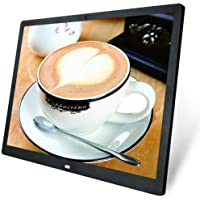 20 Inch Tft Screen Hd Led Backlight 1024 * 768 Digital Photo Frame Electronic Album Picture Music Ultra-Thin Widescreen…