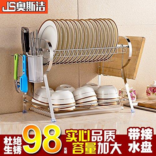 clg-fly-recipiente-plegable-bandeja-para-rack-agua-lek-yuen-cocina-racks24-montado-en-pared-con-alta