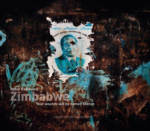 Zimbabwe - Lauréat Prix Carmignac 2012 - ouvrage bilingue fra-ang par Robin HAMMOND