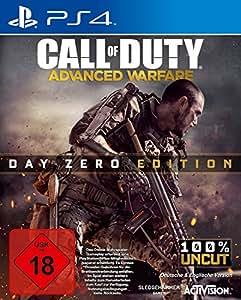 Call of Duty: Advanced Warfare - Day Zero Edition - [Playstation 4]