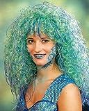 Damen Perücke Meerjungfrau zum Nixe Kostüm Karneval Fasching