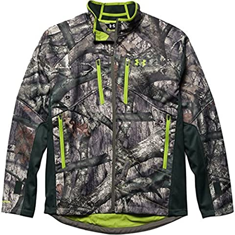 Under Armour UA Storm Softershell MD Mossy Oak Treestand