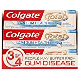 12 x Colgate Total Pro Gum Health Whitening Toothpaste 75ml