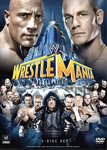 WWE: WrestleMania XXIX by John Cena - Wwe-wrestlemania