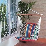 Hangit Soft Multi-color Hammock swinging chair (polyester)