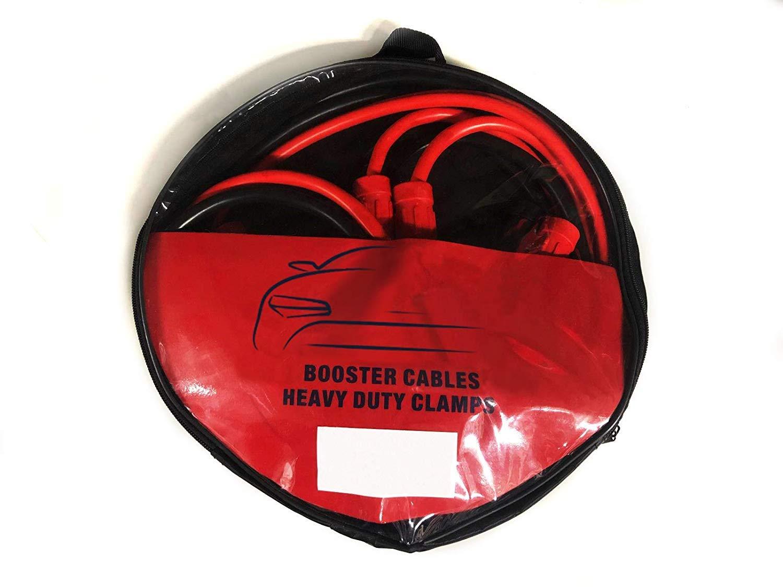 Asc 3m 1000A Cables Arranque,Cables Pasacorriente,Resistente Pinzas, para Gasolina & Diésel Incluye Bolsa/Estuche de…