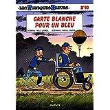 Les Tuniques Bleues - tome 60 - Carte blanche pour un bleu