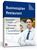 Businessplan Restaurant - Geschäftsplan für die Gastronomie [Download]