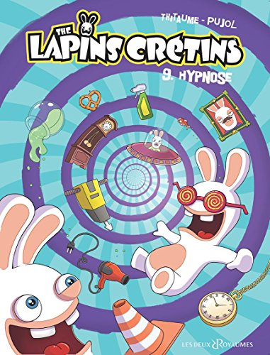 The lapins crétins (9) : Hypnose