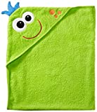 Best Luvable Friends Friends Gifts Kids - Luvable Friends Animal Face Hooded Towel, Monster Review