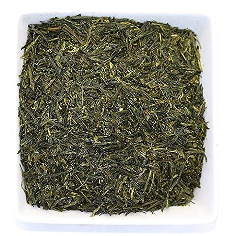 Tealyra - Sencha Fukujyu - Japanese Green Tea - Organically Grown - Loose Leaf Tea - 100g