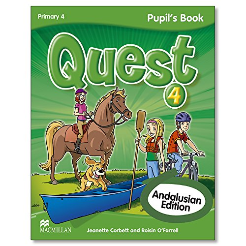 QUEST 4 Pb Andalusian - (Quest Andalucia)
