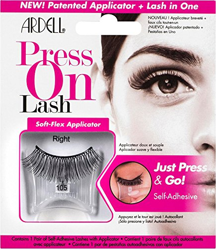 ARDELL Press On Lash Self-Adhesive 105 Black