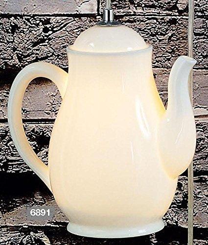 HOFF Lampadario a sospensione COFFEE POT Caffettiera bricco porcellana 6891