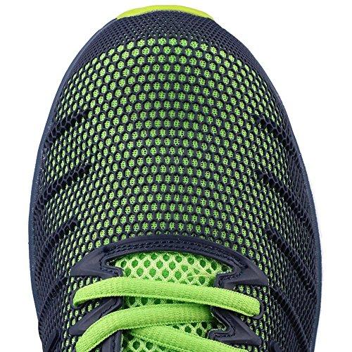 Kangaroos K Tech 8007, Baskets mode homme Blu(Blau)