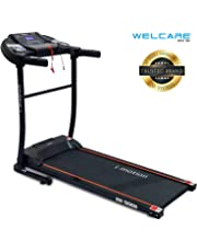 WELCARE Folding Treadmill IM5001 (1.5HP) Electric Motorized Exercise Machine for Running & Walking [Easy Assembly]