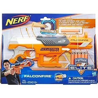 Hasbro B9839EU4 - N-Strike Elite AccuStrike Falconfire kompakter Spielzeugblaster