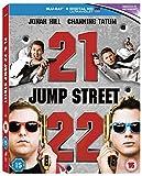 21 Jump Street / 22 Jump Street (2 Blu-Ray) [Edizione: Regno Unito] [Edizione: Regno Unito]