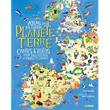 Planète Terre - Atlas pour les enfants