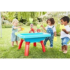 Room Studio - 141656 - Table de jeu à sable et jeux d'eau - Multicolore
