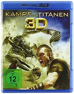 Kampf der Titanen [3D Blu-ray]