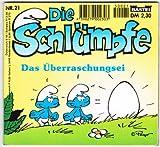 Schlümpfe - Das Überraschungsei Nr. 21 - Minibuch