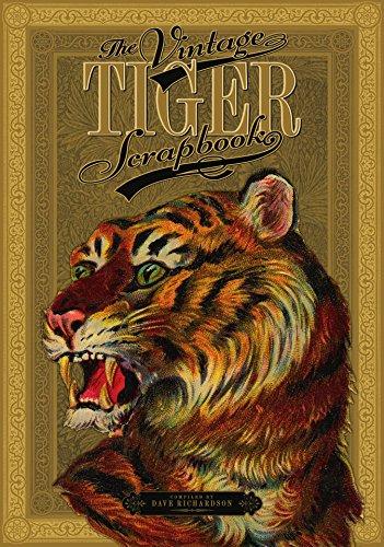 The Vintage Tiger Scrapbook (English Edition)