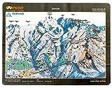 Wipeout piste carte objectif Chiffon Zermatt/Cervinia