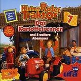 Kleiner Roter Traktor 7: Das Kartoffelrennen und 5 weitere Abenteuer -
