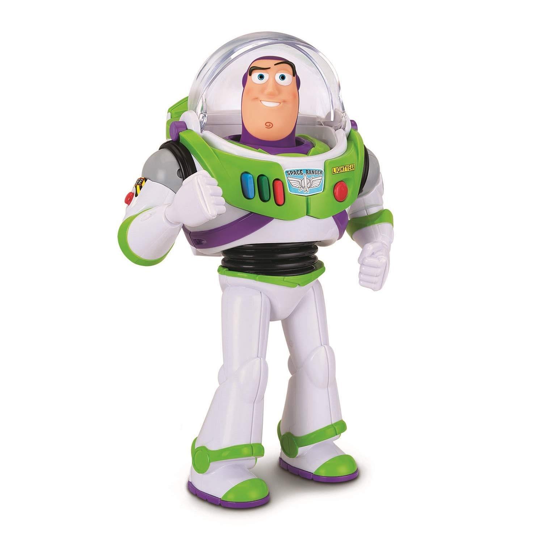 Toy Story 4 Buzz Lightyear Con Voz En Español 20 Frases Distintas 30 Cm Bizak 61234070 1