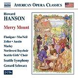 Howard Hanson Merry Mount Op.31