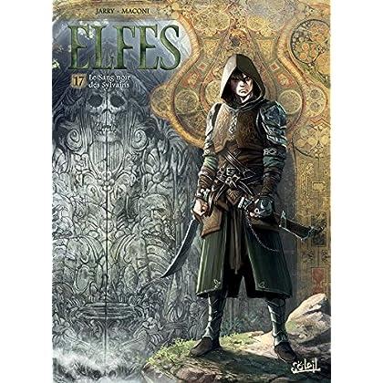 Elfes T17 - Le Sang noir des Sylvains
