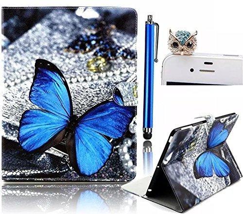 Vandot 3in1Set Samsung Galaxy Tab 47.0inch SM-T230/T231/T235colorato stampa disegno tigre