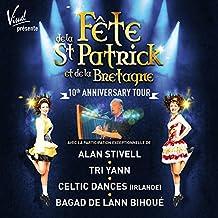 Fête de la Saint Patrick et de la Bretagne - 10° Anniversaire