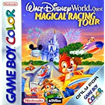 World Quest Magical Racing Tour