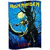 Drapeau Iron Maiden : Fear Of The Dark Sous Licence Officielle