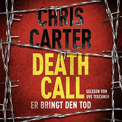 Death Call - Er bringt den Tod (Ein Hunter-und-Garcia-Thriller 8): 2 CDs