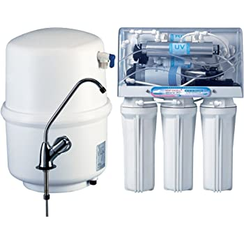KENT Excell+ 7-Litres under-the-counter Mineral RO + UV/UF Water Purifier