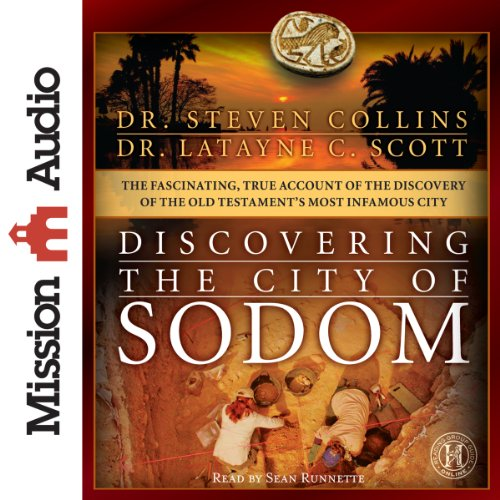 Discovering the City of Sodom  Audiolibri