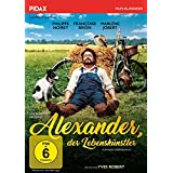 Alexander, der Lebenskünstler (Alexandre le bienheureux ) / Grandiose Filmperle mit Starbesetzung in ungekürzter Langfassung