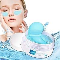 Eye Mask, Augenpads, Anti Aging Pads, Augenpflege mit Hyaluron & Kollagen, Maske-eye pads für Feuchtigkeit Spendende…