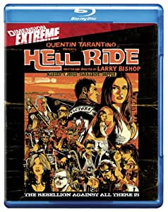 Hell Ride [Blu-ray] [Import anglais]